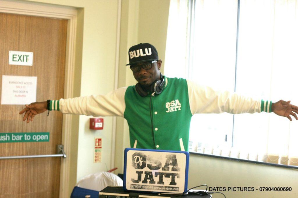 DJ Osa Monday Motivation 20/3