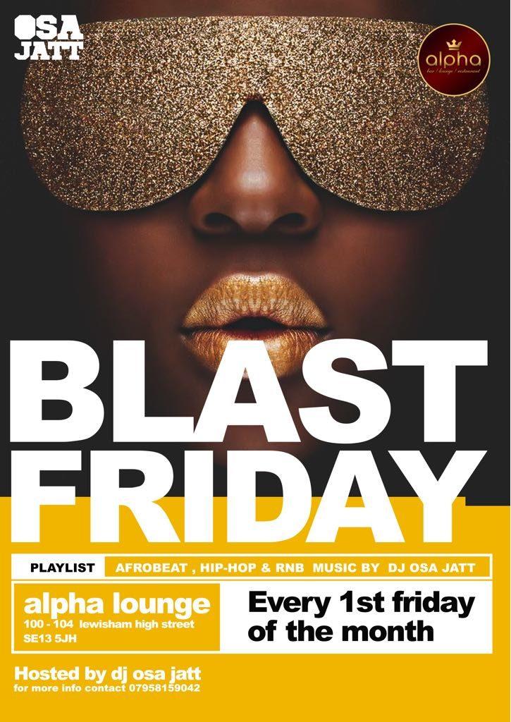 Blast Friday